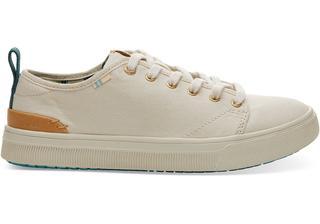 Beige Canvas Trvl Lite Sneakers Voor Dames Schoenen