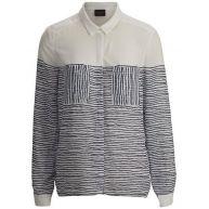 Selected Gestreept - Viscose Overhemd