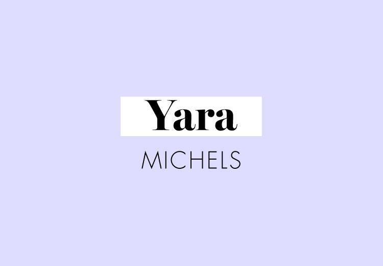 In de stijl van Yara Michels