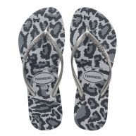 Havaianas Slippers Flipflops Slim Animals Grijs