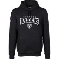 New Era Nfl Ultra Fan Oakland Raiders hoodie zwart