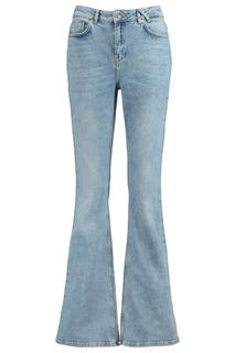 Dames Flared Jeans Peggy Blauw