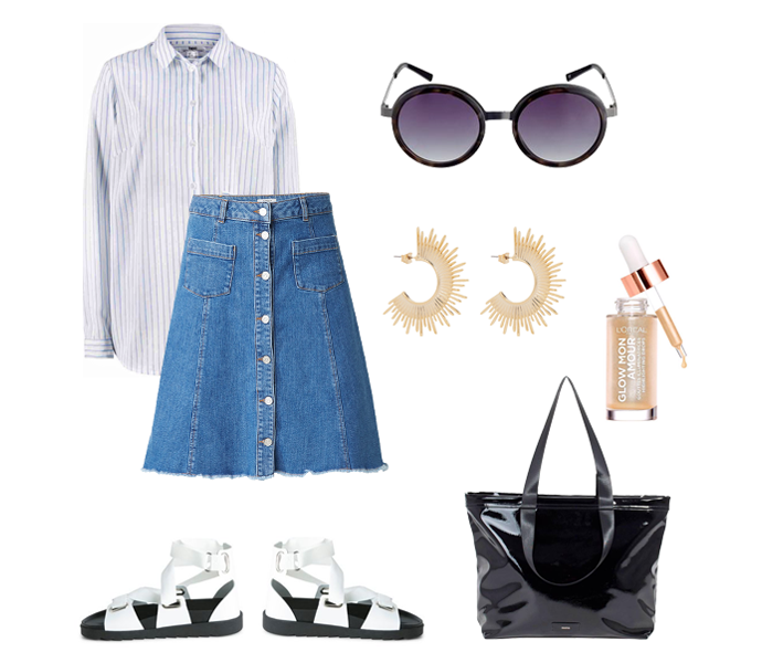 What to Wear: 16 juli