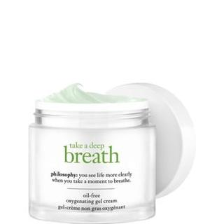 Take A Deep Breath - Take A Deep Breath Take A Deep Breath Oil-free Oxygenating Gel Cream - 60 ML