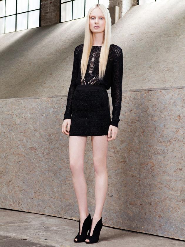 Supertrash zwart jurkje