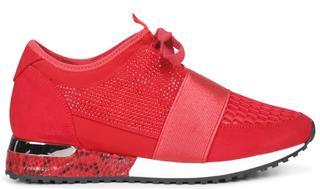 Sneaker Rood 1705308