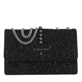 Tasche - Crossbody Bag Shiny Black in zwart voor dames