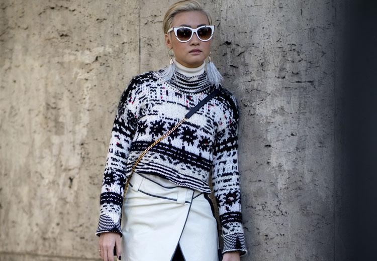 Vrolijk je wintergarderobe op met de Noorse trui