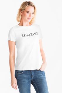 C&A T-shirt, Wit, Maat: XL