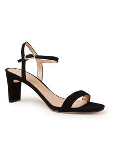 Mabre sandalette van suède