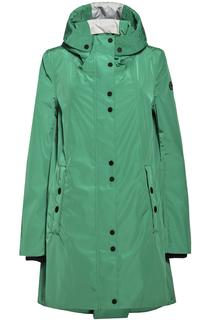 trendy raincoat