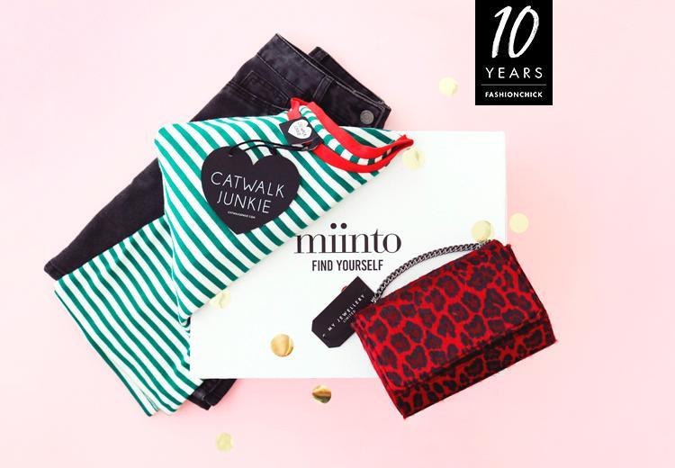 Fashionchick trakteert: €750 shoptegoed van Miinto