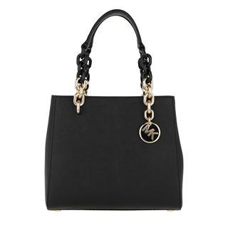Tote - Cynthia SM NS Convertible Satchel Bag Black in zwart voor dames