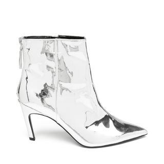 Shine Dress Booties Zilver dames