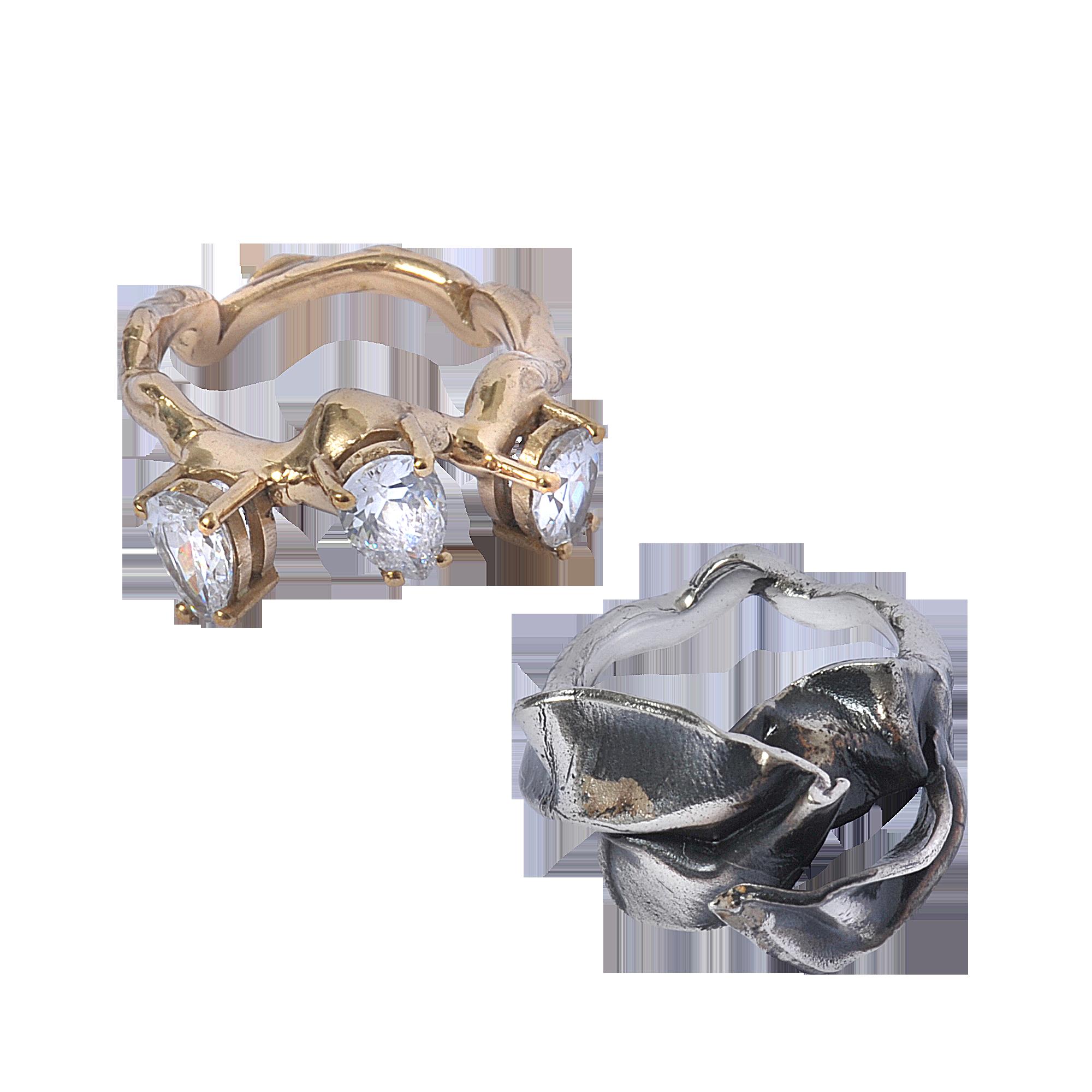 Voodoo Jewels Flower sea ring Best Verkopende Kopen Goedkope Nieuwe Stijlen N0Y68tU