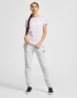 Core Fleece Track Pants Dames - Grijs - Dames, Grijs