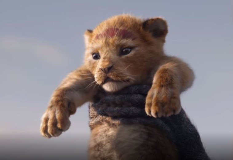 Finally! Dit is de Lion King trailer