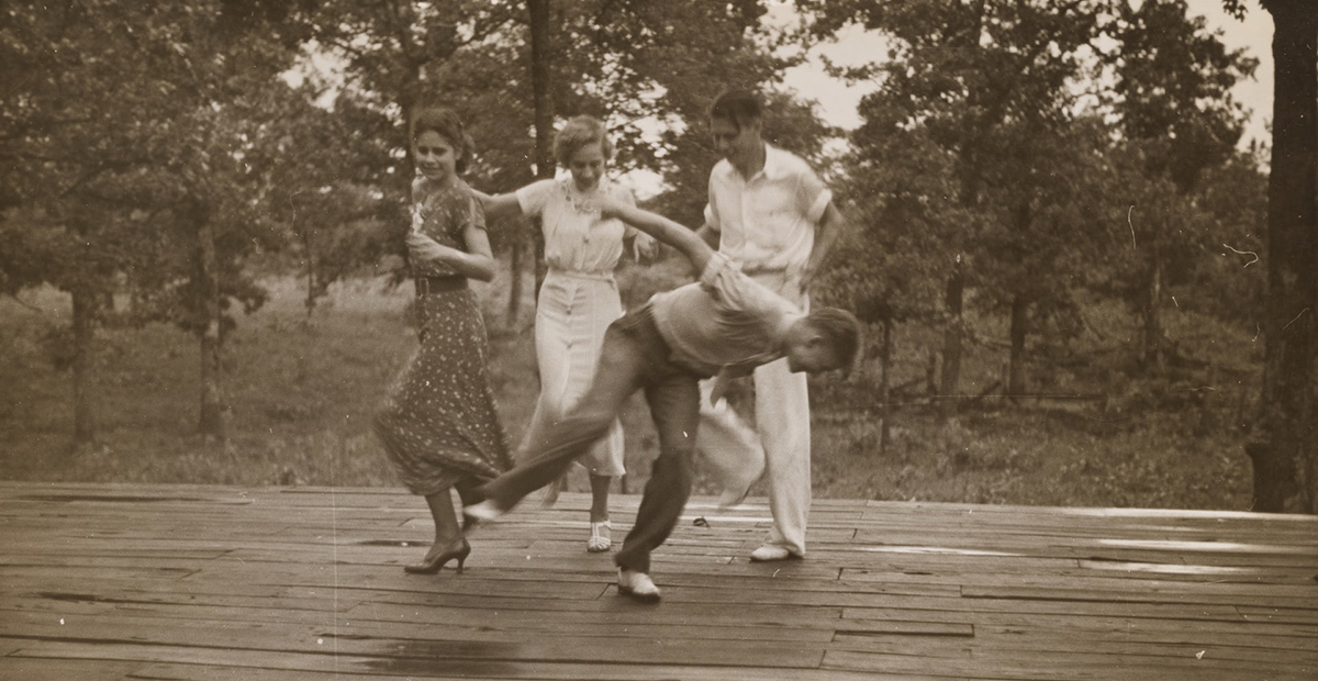 dansen is goed