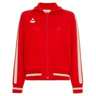 Isabel Marant Étoile darcy track jacket - Red