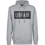 Unfair Athletics Box Hoodies hoodie grijs flecked grijs flecked