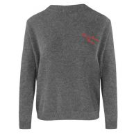 Babes Sweater  - Grey