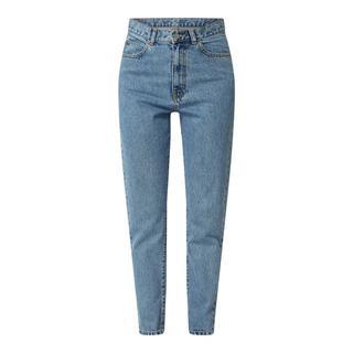 Mom fit jeans van biologisch katoen