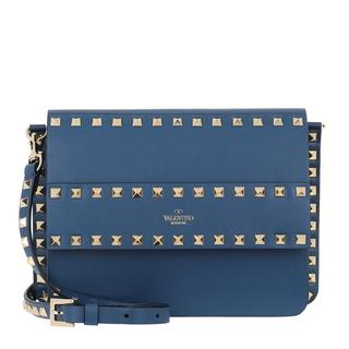 Tasche - Rockstud Crossbody Bag Small Multi in blauw voor dames - Gr. Small