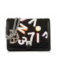 V°73 Schoudertassen - Alpha Mini Crossbody Bag Black in zwart voor dames