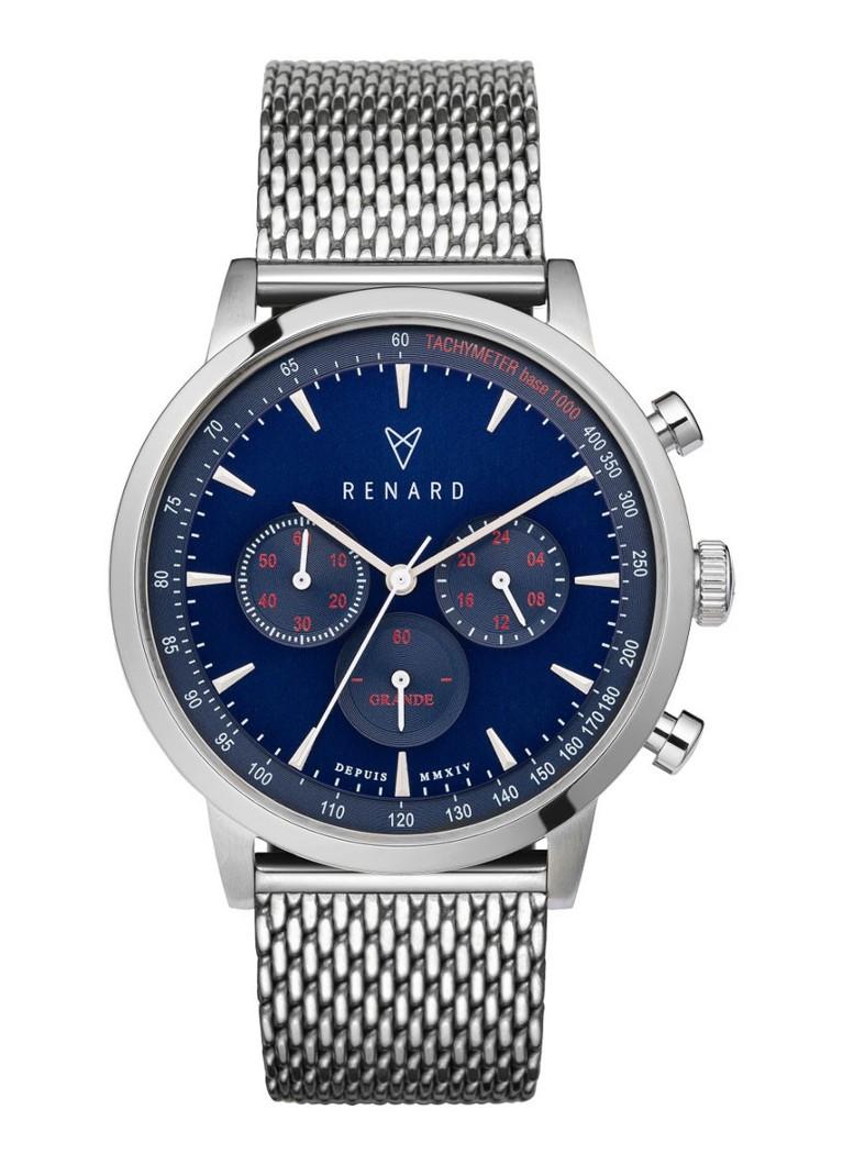 Renard Horloge Milanese Rc402ss41mss I6tbw4z