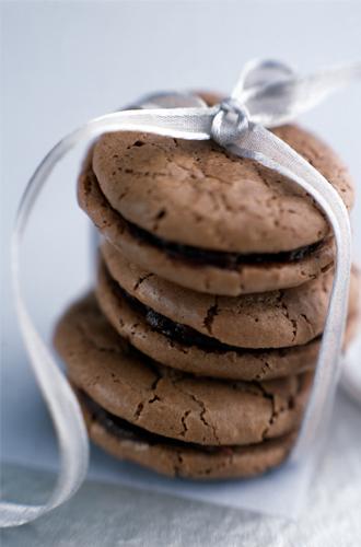 Vieruurtje: Chocolade-macarons