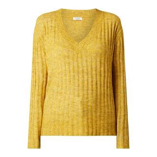 Pullover met kapmouwen