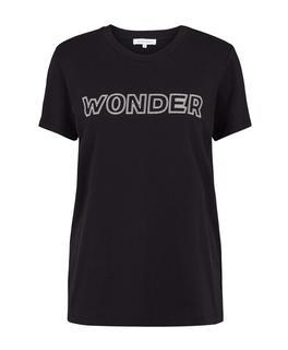 T-shirt Zwart 51798