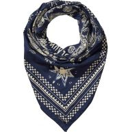 Maison Scotch Oversized Bandana