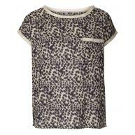 Lollys Laundry Krystal top leopard