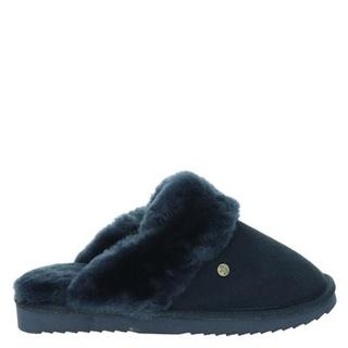 Flurry pantoffels blauw