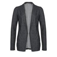 Noisy May Blazer dark grey melange