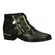 Bronx Zwarte Boots