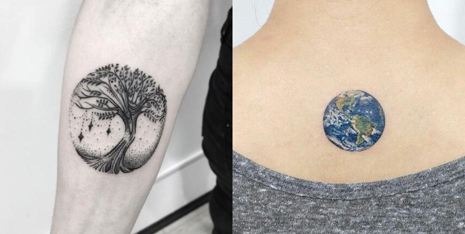 12 Kleine Tattoos Die Nu Helemaal Hot Zijn