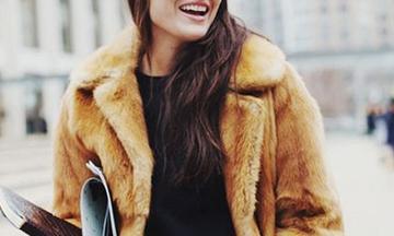 Mannenpanel: de faux fur jas