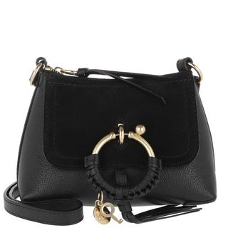 Tasche - Joan Mini Crossbody Bag Black in zwart voor dames - Gr. Mini