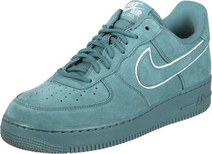 Air Force 1 07 Lv8 Turkis Semsket Sko Rabatter For Salg bhDCvd