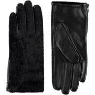 Pieces Pcviviann leather gloves