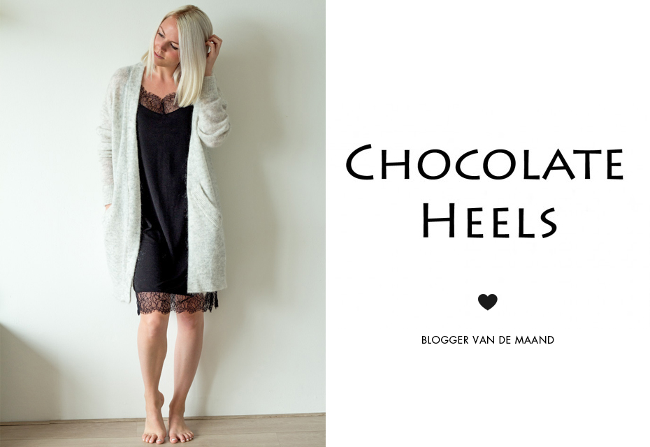 Chocolate heels.