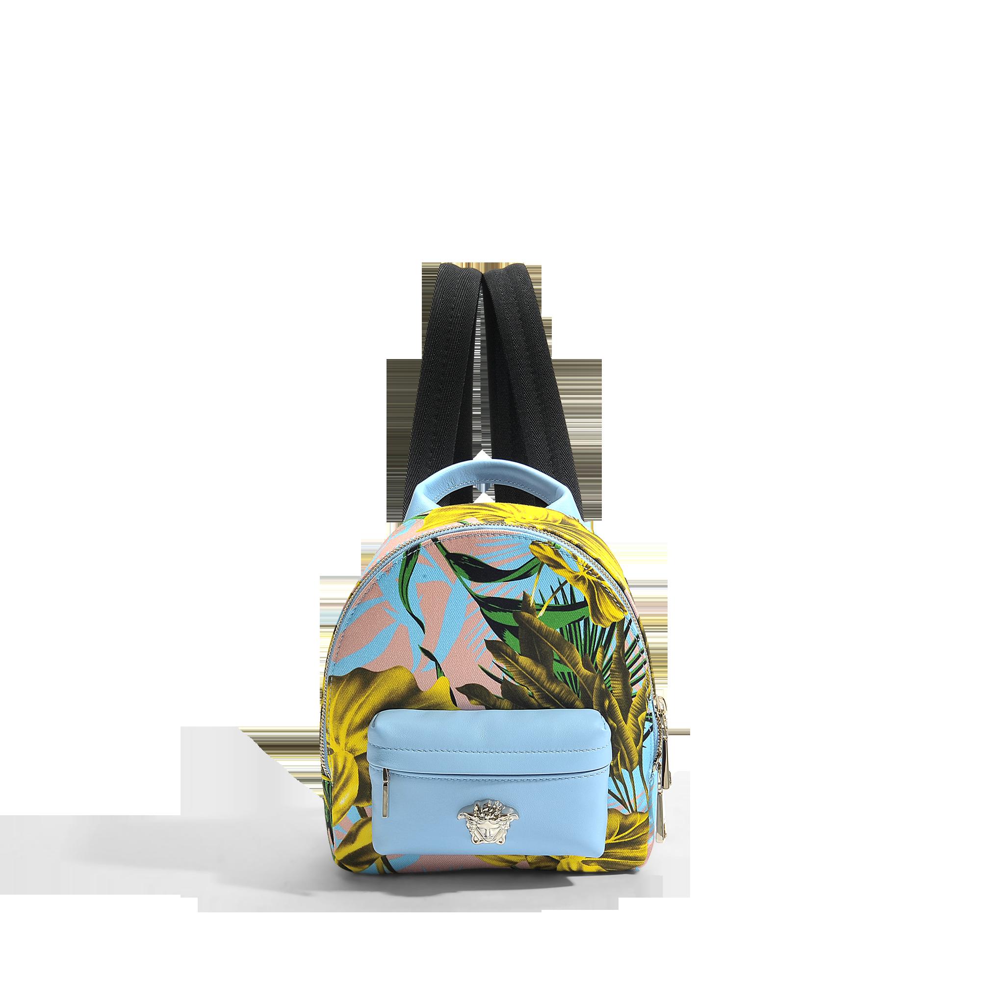 Prijzen Te Koop Korting Wiki Versace Medusa small backpack Winkelen Online Gratis Verzending Echt Goedkoop Online comfortabel DToFTs