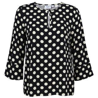 blouse t1130 in het Zwart