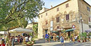 8-daagse reis naar Toscane