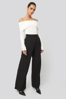 Flowy Tailored Pants