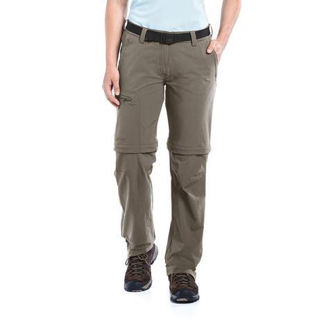 Maier Mette In Mostra I Pantaloni Funzionali Nata