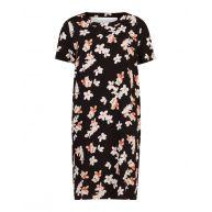 Dames flower print jurk
