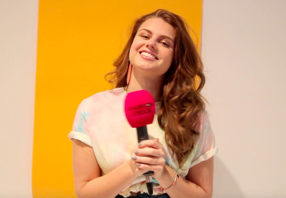 Video: covergirl Britt Scholte over haar love life & blunders